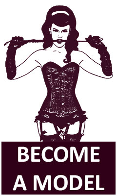 Become a model for Merciless Dominas production