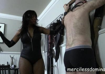 Mistress Bounty & Slave