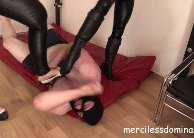 Tickling Heels 3