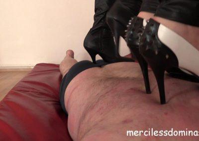 Tickling Heels 2