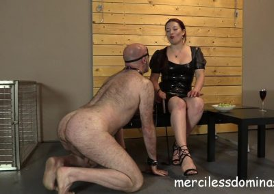 Humiliated by Goddess Sophia