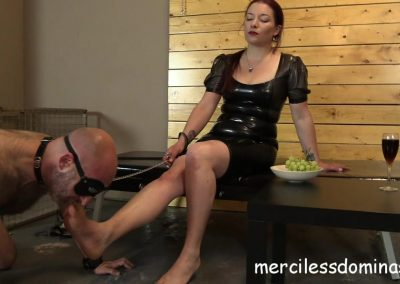 Humiliated by Goddess Sophia 3