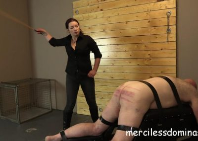 Caned For His Crimes - 2