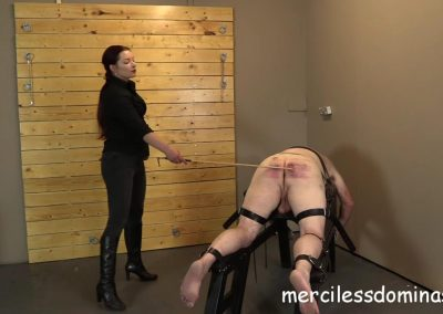 Caned For His Crimes - 3