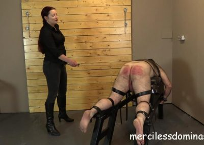 He Came For A Caning - 3