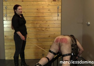 He Came For A Caning - 4