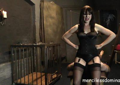 Slave of Miss Jessica Wood - 1