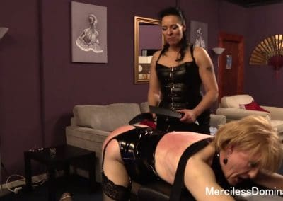 The Spanking of SallyAnne