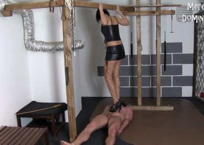 Trampling and Pull Ups