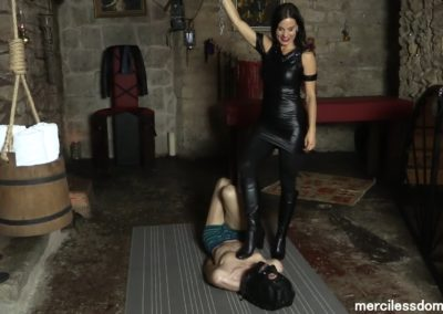 Painful Czech Trampling