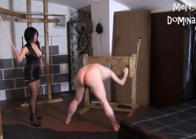 Caning With Slave Redec