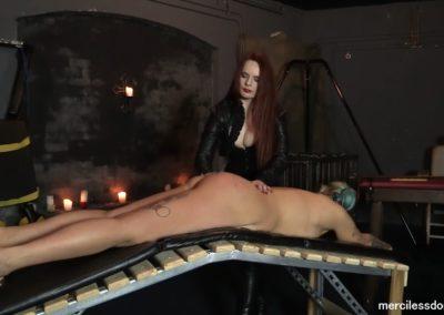 Slavegirl Jayne Spanked
