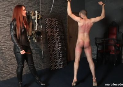 Mistress Rebekka Knows How to Use a Whip2