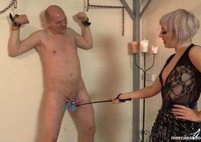 A Painful Session with Mistress Petite