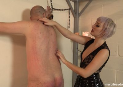 Painful Session with Mistress Petite4