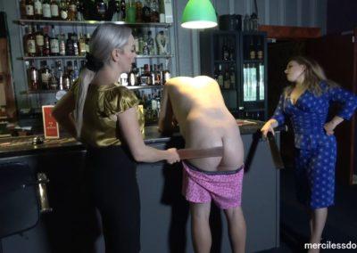 Drunk Bartender
