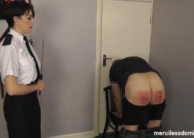 Merciless Police Officer (2)