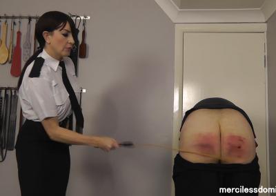 Merciless Police Officer (3)